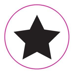 Stickers | Big Star | 10 x