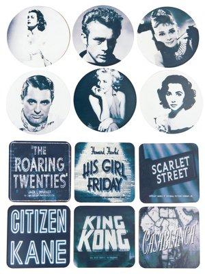 Onderzetters Films 2 ass