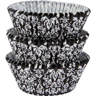 Cupcake cups | DAMASK | 75 stuks