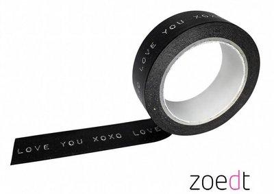 Masking Tape | Love you xoxo!