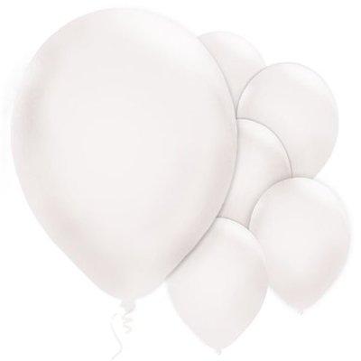 Ballonnen | wit | 10 st.