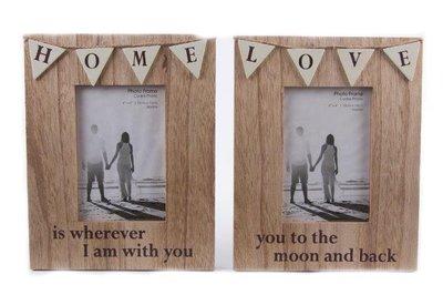 Fotolijst| Love & Home