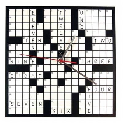 Klok | Kruiswoordpuzzel