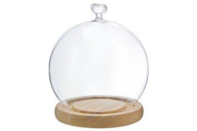 Stolp Glas | met handvat H16,5 cm