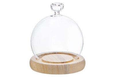 Stolp Glas | met handvat H13,4 cm