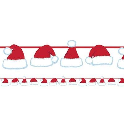 Kerstversiering Kerstmutsen