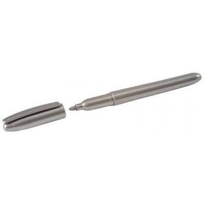 Stift metallic zilver