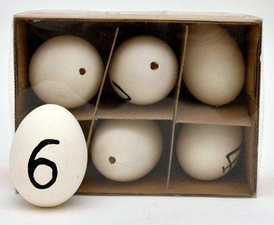 Paaseieren   set 6   Pasen
