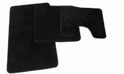 Badmat | WC mat zwart