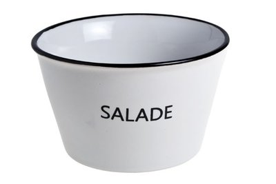 KOM MET TEKST 'SALADE'