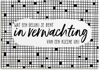 Kaart  | Je bent in verwachting