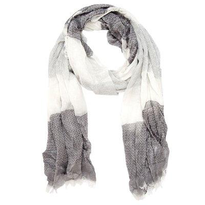 Sjaal | Grijs