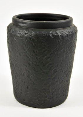 Vaas / bloempot Caesar 20cm Mat Black