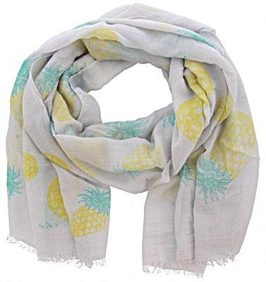 Sjaal | Ananas