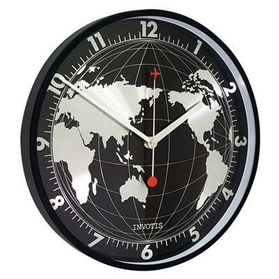 Klok | wereld | Vliegtuig
