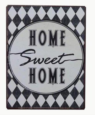 Tekstbord |Home Sweet Home