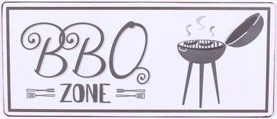 Tekstbord | BBQ ZONE