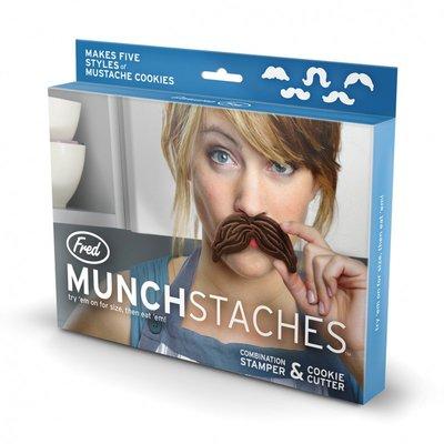 Koekvormen/stempels Moustache