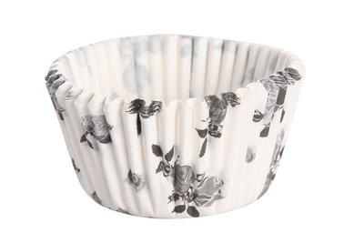 Cupcake cups bloem 100 stuks