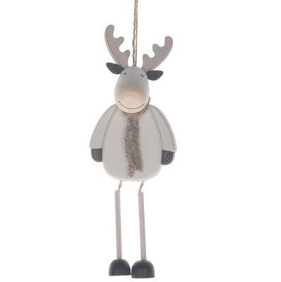 Hert Kerst hangdecoratie