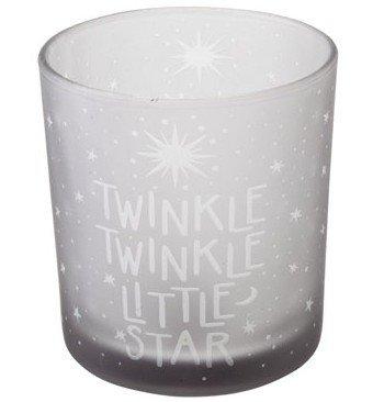 Theelichthouder Twinkle Twinkle Little Star