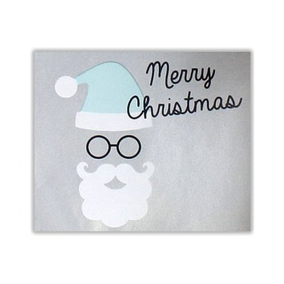 Stickers Merry Christmas | 10 x