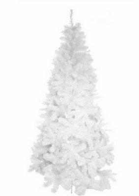 Witte Kerstboom 150 cm en 2 gratis Kerstballen!
