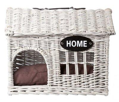 Hond-Kat huisje HOME