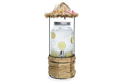 Dispenser tap| Limonade- Water tap Tiki hut