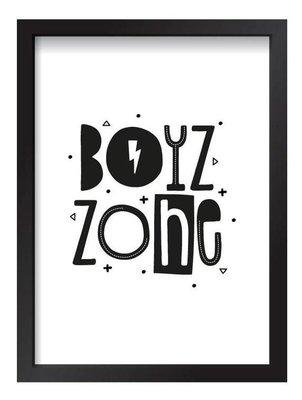 Poster Boyz Zone