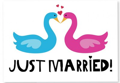 Kaart | Just Married
