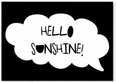 Kaart | Hello Sunshine