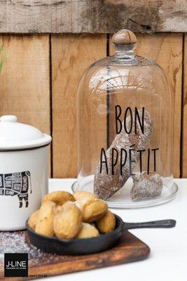 Stolp Bon Appetit  Glas  J LINE
