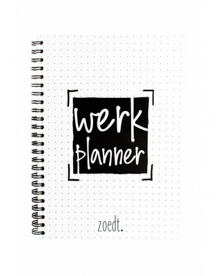 Werkplanner bullet journals A5