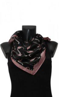 Sjaal | Flamingo Zwart