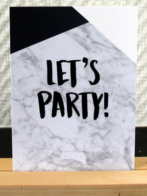 Kaart | Let's Party