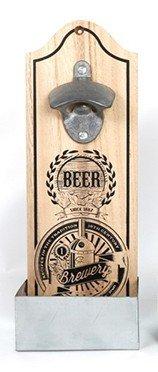 Flesopener wand naturel | Beer- Brewery