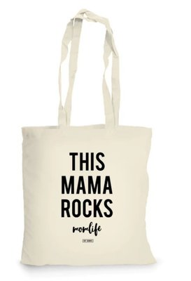 Tas Bag This Mama rocks/Momlife