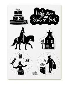 sint stickers