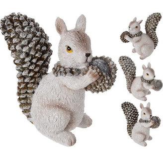 eekhoorn decoratie winter