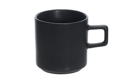 zwarte mok