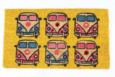 Deurmat VW Busjes Color