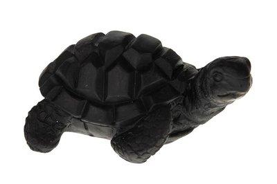 Schildpad Zwart Polyresin