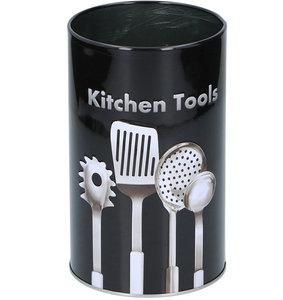 Blik voor keukengerei