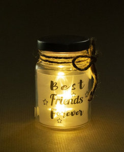 Paperdreams Little star light - Best friends forever
