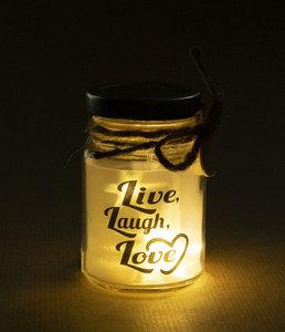 Paperdreams Little star light - Live, laugh, love