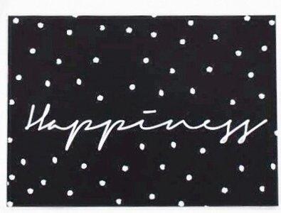 Kaart Happiness