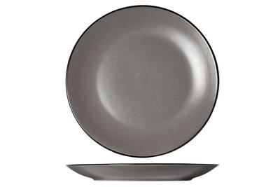 SPECKLE  DINNER BORD SET 6