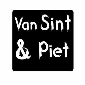 Stickers | 5x | Van Sint en Piet...