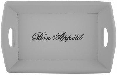 """Dienblad """"Bon Appétit"""""""